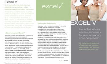 Excel V es un nuevo sistema láser para el tratamiento